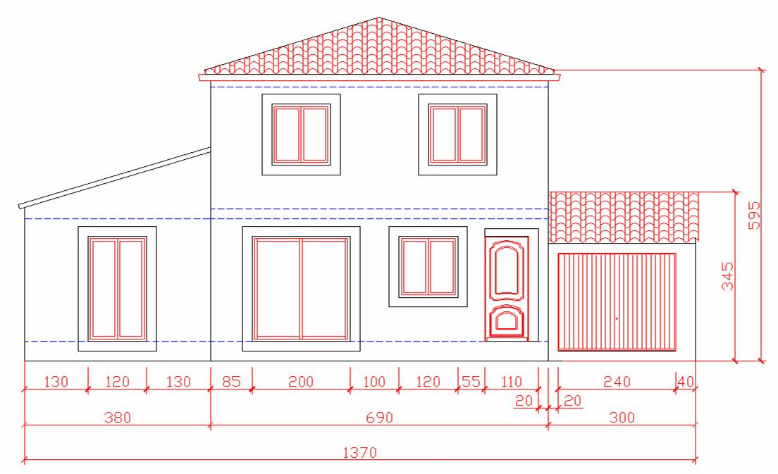 Plan maison for Plan complet maison